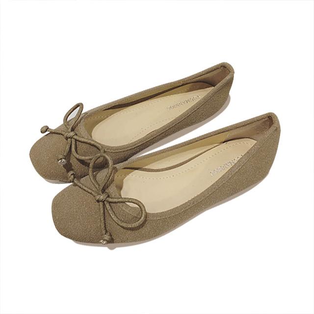 Элегантные боути женщины плоские пятки свободного покроя обувь одного мода женщин ...