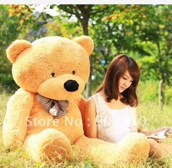 Baby gift New 100cm High quality Low price Plush toys big teddy bear m/big embrace bear doll /lovers gifts birthday gift