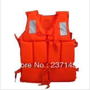 Free shipping & brand new Life jacket with eflective Wholesale price(China (Mainland))