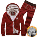2016 winter new men s sweatshirts suit cardigan jacket hot sale fashion casual Hooded Slim plus