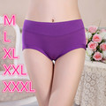 Underwear Women Bamboo Panties Large Size Lingerie Feamle Big Size Brief Underpants Comfort Breathable Underwear Women