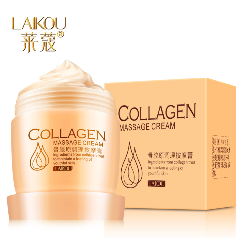 Collagen Massage Cream Ingredients From Collagen That To Maintain A Feeling Of Youthful Skin