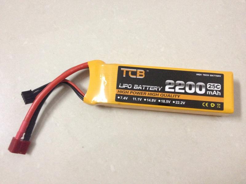 Wholesale 5pcs/pack RC airplane lipo battery 14.8v 2200mAh 25C 4s rc airplane quadcopter rc car rc baot cell