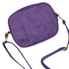 Min Women Girl Shoulder Bag Faux Leather Satchel Crossbody Tote Handbag Mar30 AP
