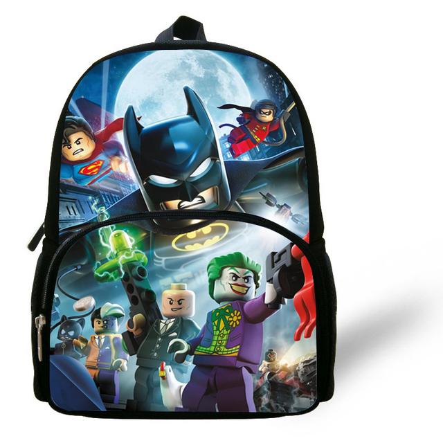 12-дюймовый Mochial Бэтмен Мешок Индиана Джонс Железный Человек Звездные войны Рюкзак ...