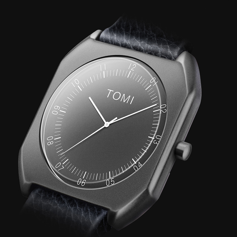 TOMI Brand New Fashion Casual Male Elegant female Quartz Clock Man Watch Simple luxury woman Lady Watches dress Wristwatch Gift(China (Mainland))