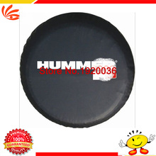 "Car styling mark the spare tire cover the custom 14 ""15"" 16 ""17"" PVC spare wheel cover for humme Rr H3(China (Mainland))"