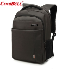 Brand Simple Unique Design Backpack For Macbook Pro 10 to 15.6 Inch Laptop Notebook Bag Travel School Backpack For Women Men(China (Mainland))
