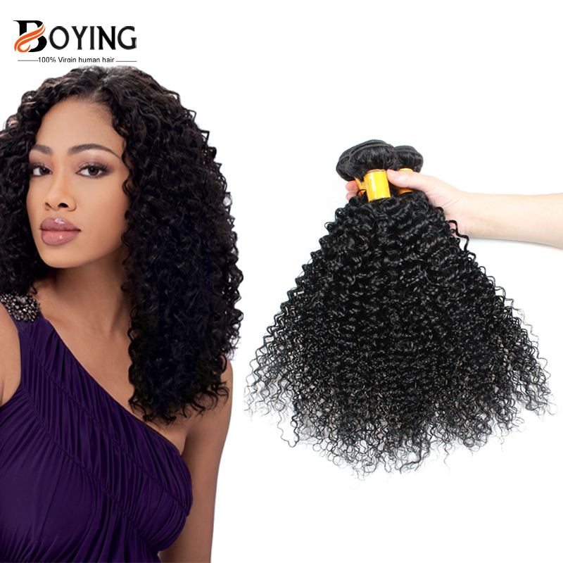 Mongolian Afro Kinky Curly Hair Extensions 7A Mongolian Kinky Curly Weave Hair Cheap Human Hair 3 Bundle Deals Curly Hair Weave<br><br>Aliexpress