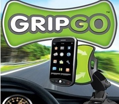 GripGo Mobile GPS Car Holder Universal Mount Free Shipping