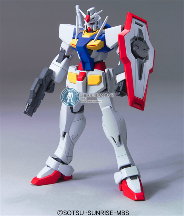 GAOGAO 00-45 Gundam assembly model HG 1/144 GN-000 0 Gundam (Type A.C.D.) Mobile Suit kids toys(China (Mainland))
