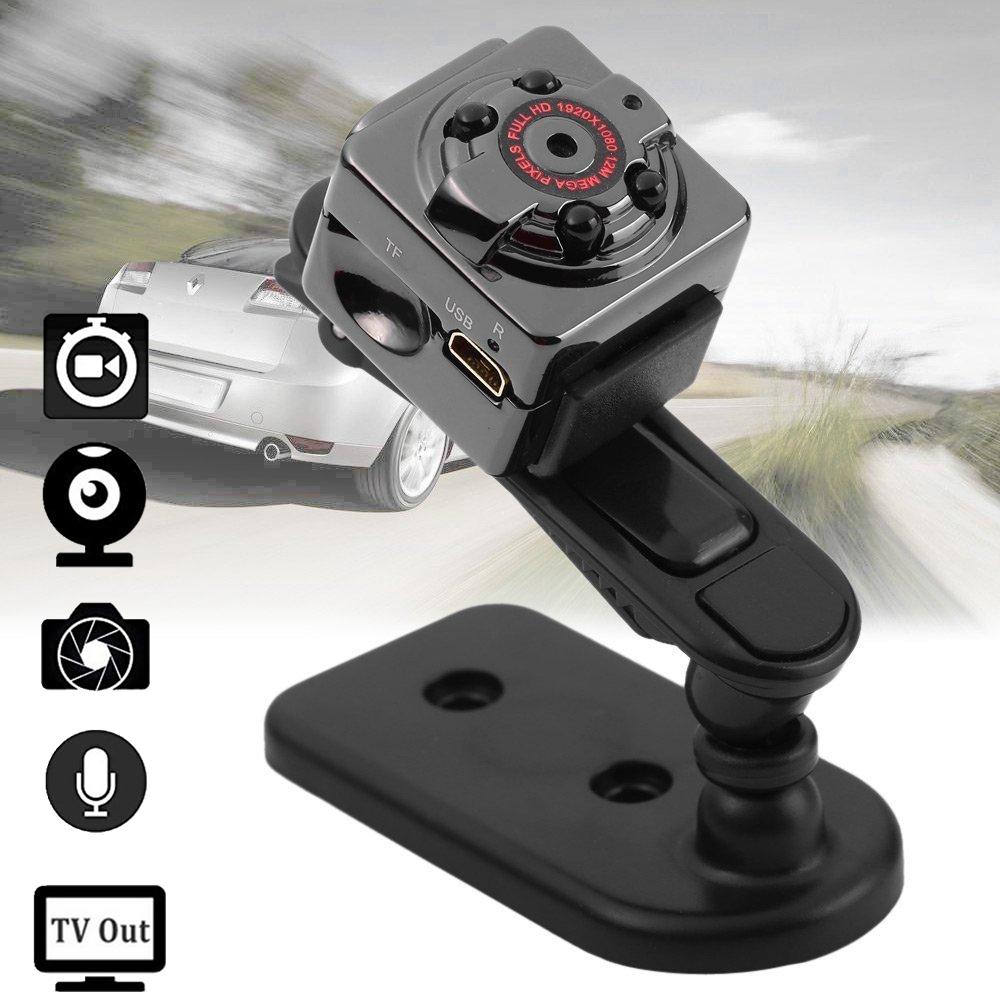 1080P Mini Night Version Spy HD Camera Motion Detection Spycam Portable Camcorder Wireless Hidden Mini Cam(China (Mainland))