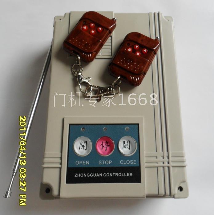 [Entity] Direct sliding door remote control door opener barrier retractable door controller controller 227 big promotion(China (Mainland))