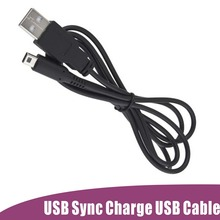 Charge Usb-kabel USB Sync Für Nintendo 3DS für DSi für NDSI XL Brand New(China (Mainland))