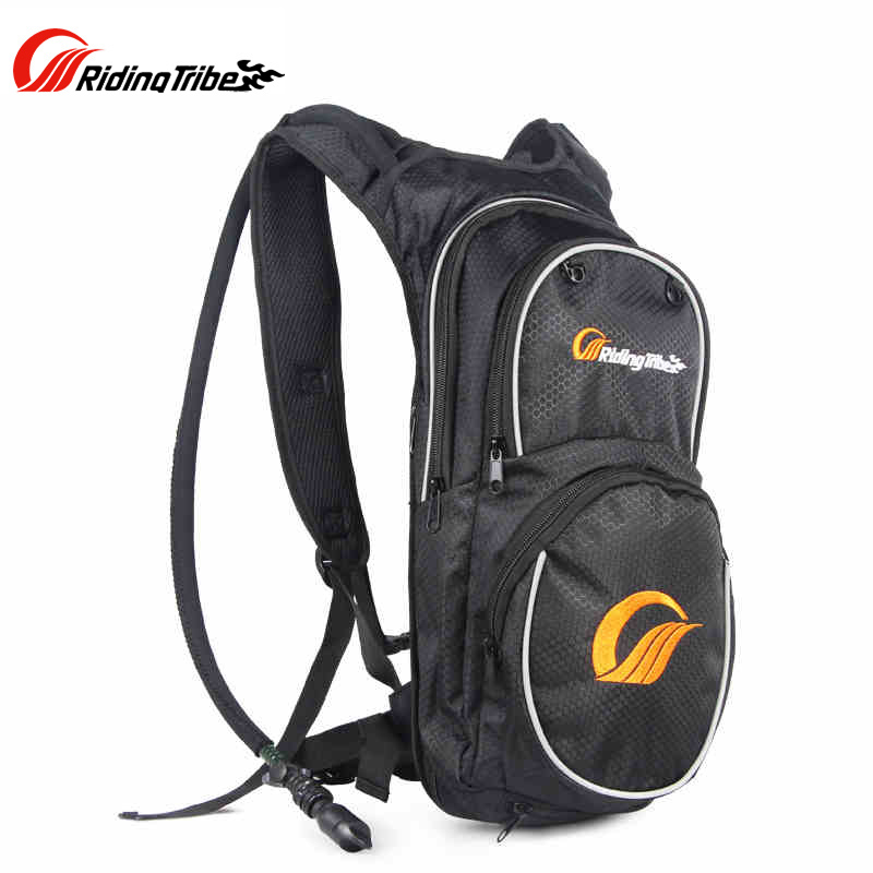 Riding Tribe Multifunctional Riding Bag Backpack Moto Motorcycle Backpack Touring Outdoor Motorbike Bag with Water Drinking Bags