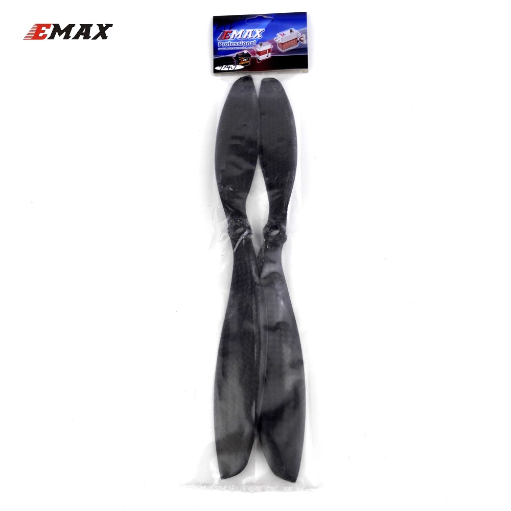 2pair EMAX 9047 propeller DJI carbon fiber CW/CCW props 9 x 4.7 inch for quadcopter FPV multi axis copter drone uav parts