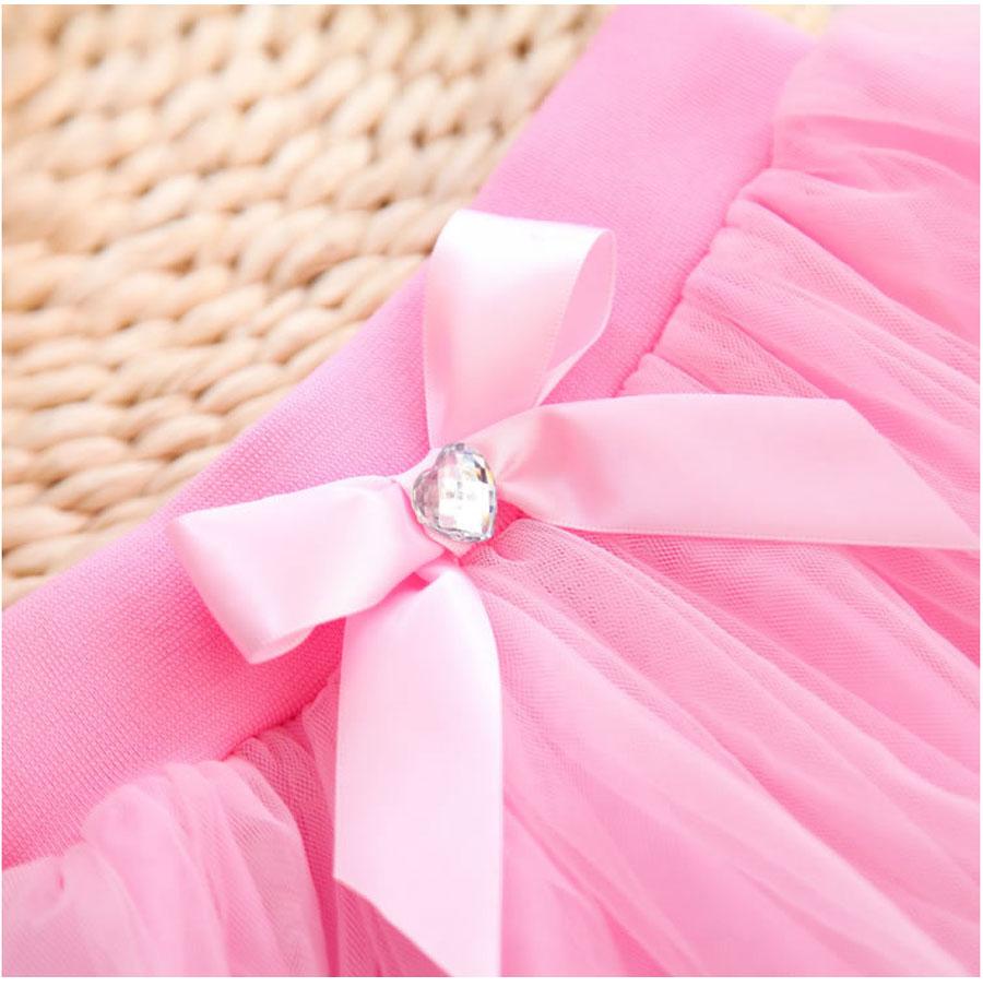2016 Cheap Sale Kids Baby Skirts For Girls Falda Retail Baby Skirt Girl Pettiskirt Cake Ballet Tutu Clothing Dance Ball Gown