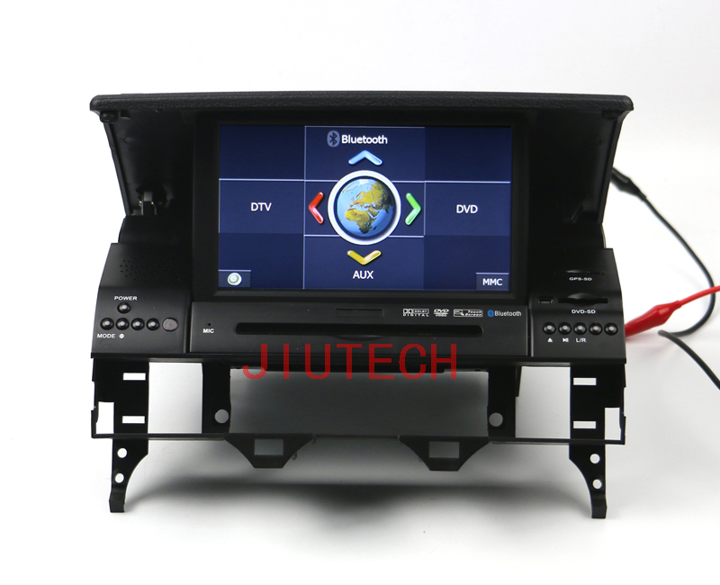 Car Auto Stereo GPS Navigation System Multimedia for Mazda 6 ( 2002-2008) mazda6 dvd player with gps navigation system GPS(China (Mainland))
