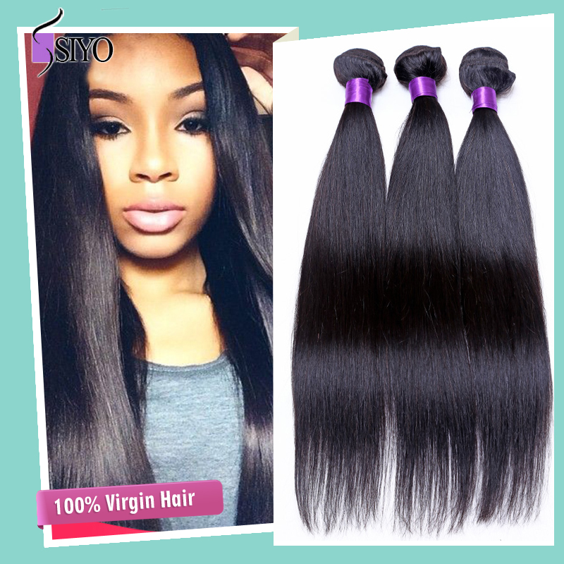Best Sale Mongolian Hair 3pcs lot 100% Unprocessed Human Straight Hair Weave 6A Rosa Hair Products Mongolian Virgin Hair Bundles<br><br>Aliexpress