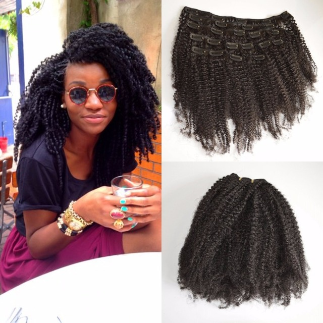 Clip In Natural Black Hair Extensions Prices Of Remy Hair
