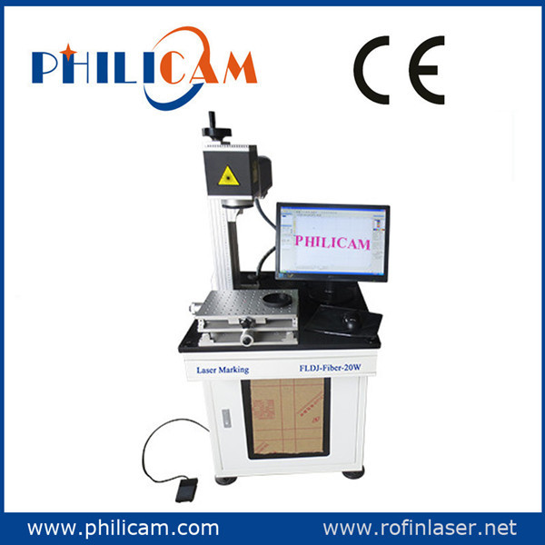 Excellent High precision and Cheap fiber laser marking machine(China (Mainland))
