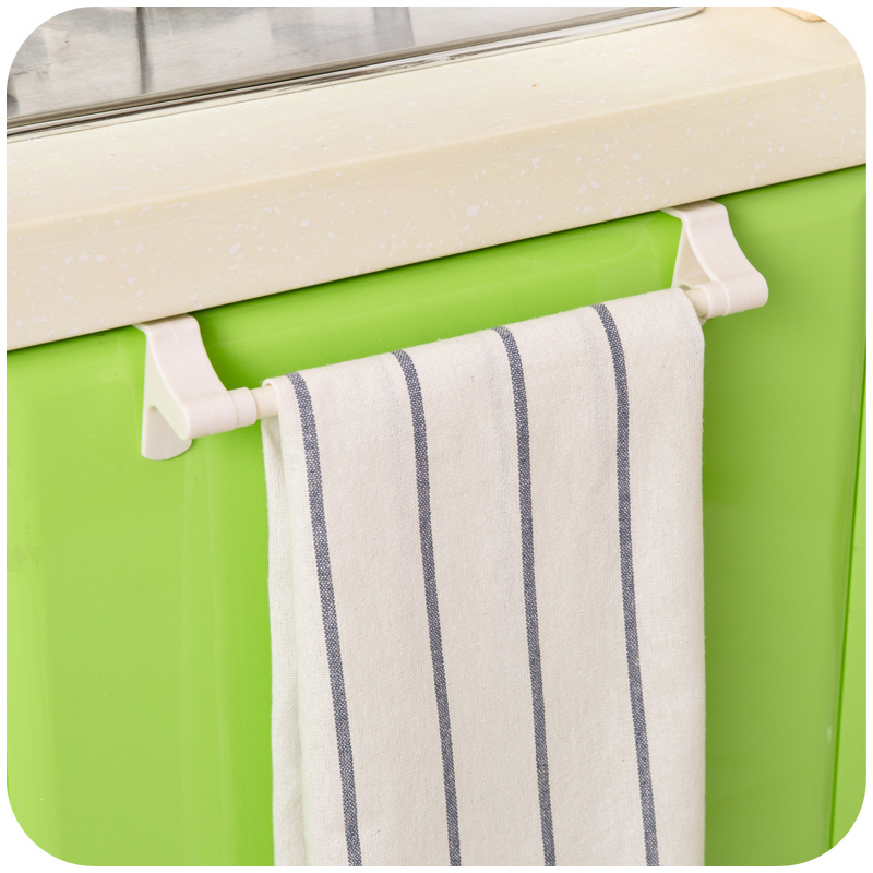 vanzlife the Japanese Garden jaws towel rack kitchen cloths rack towel bar bathroom cabinet towel hanging incognito(China (Mainland))