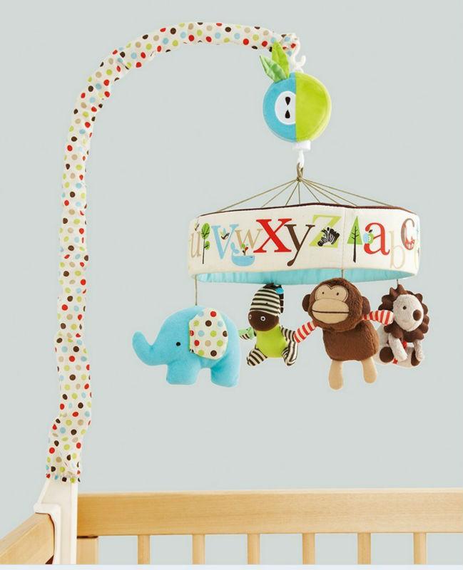 Crib Nursery Newborn Toys : Free shipping baby infant toys bed crib nursery musical