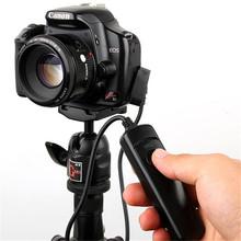 RS-60 E3 Camera Remote Control Shutter Release Switch for SX50 SX60 HS T3i 60D 70D 550D 600D 650D 750D G12 G15 G16 G1X Mark II