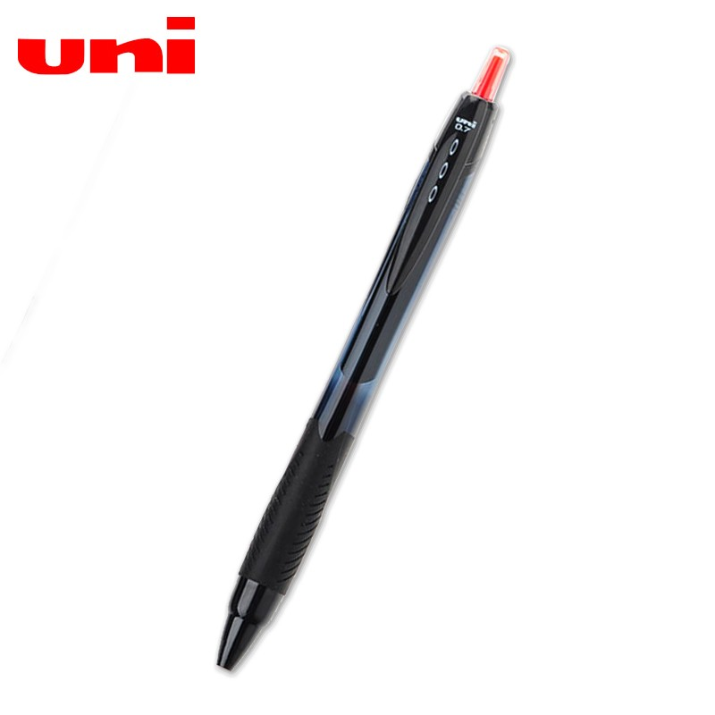 2Pcs Uni-ball Jetstream SXN-150C 0.5mm Ball Point Pen Red Japan