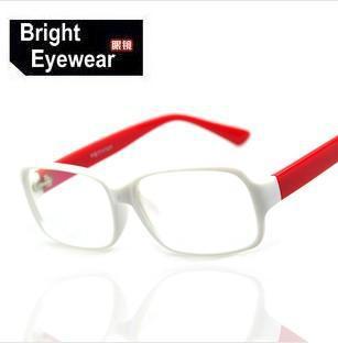 8 colors free shipping 100%UV400 Computer radiation protection men women plano glasses cellulose acetate eyeglasses frame B2118(China (Mainland))