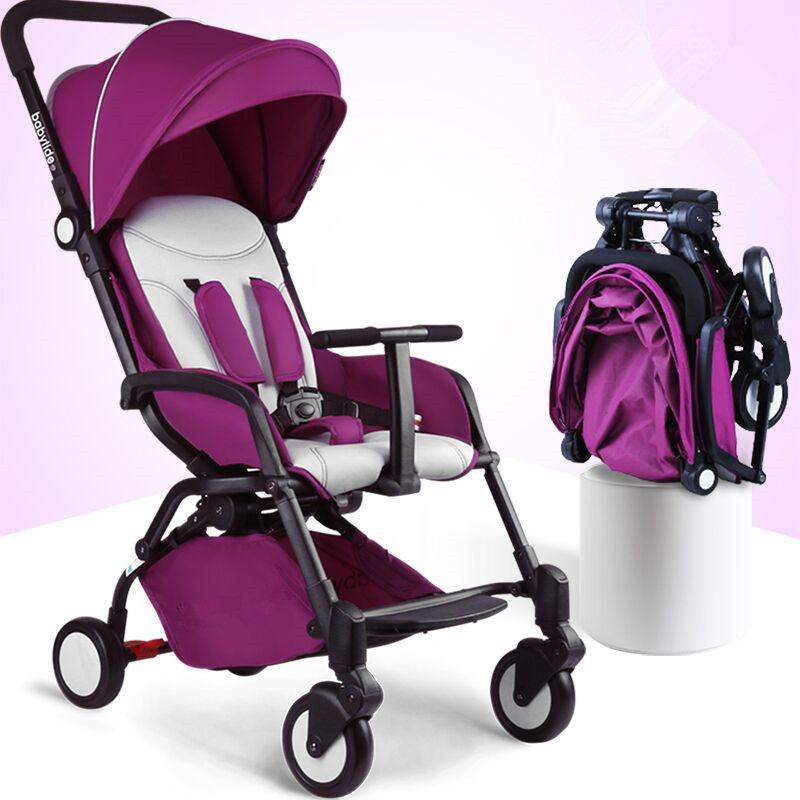 Portable European Baby Strollers Folding Lightweight Stroller Cheap Umbrella Baby Prams
