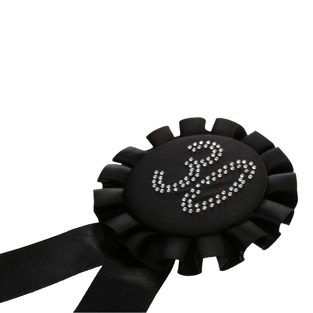 Glitter 30 Table Confetti Sparkle Scatters Sprinkles + 30 Award Ribbon Rosette Badge 30th Birthday Celebration Party Decoration
