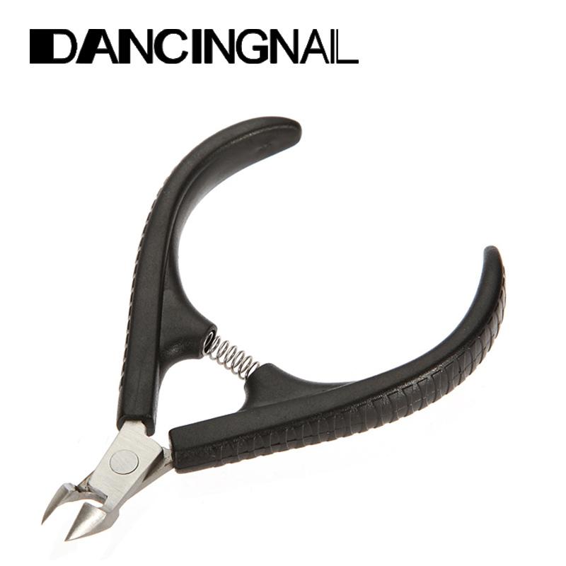 Professional 9mm Nail Art Metal Tools Cuticle Nipper Cutter Clipper Edge Cutter Shear Manicure Trimmer Scissor Tools(China (Mainland))