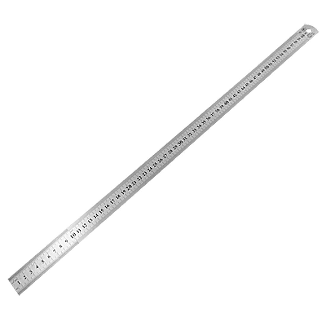 60cm Stainless Metal Measuring Straight Ruler<br><br>Aliexpress