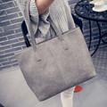 Fashion Women Bag Totes Women PU Leather Handbag Brief Shoulder Bags Large capacity luxury handbags women