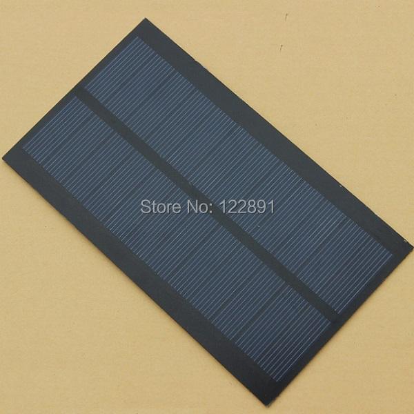 Wholesale 6V 2.3W Solar Cell  PET Polycrystalline Solar Panel Solar System DIY Solar Charger Education 30pcs/lot Free shipping<br><br>Aliexpress