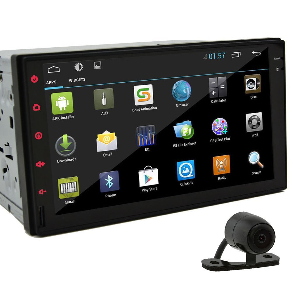 7'' HD In Dash Car Radio Tablet Android 4.2 Double 2Din GPS Navigation Car Stereo No-DVD mp3 Player USB/ipod/3G/Wifi+Free Camera(China (Mainland))