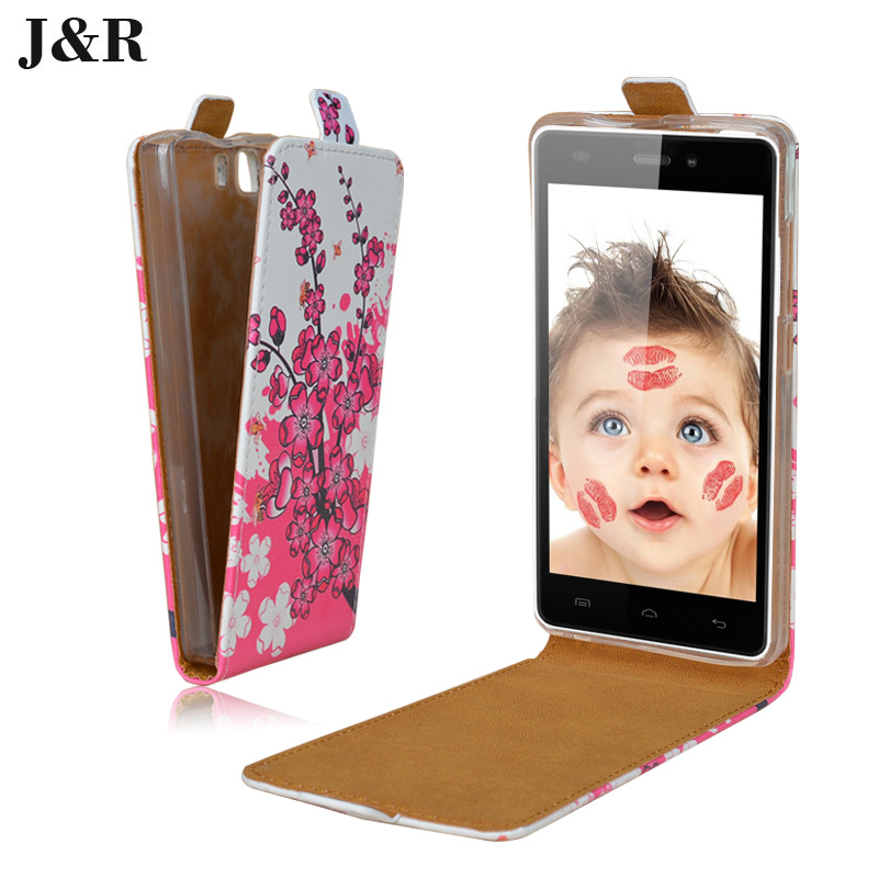 J&R X5 / X5 Pro PU Leather Case For Doogee X5 Phone Pouch Flip Vertical Magnetic Back Cover for Doogee x5(China (Mainland))