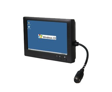 LILLIPUT PC-746 7 inch Embedded All In One PC with OS WinCE 6.0/Linux 2.6.32 comply with IP64(China (Mainland))