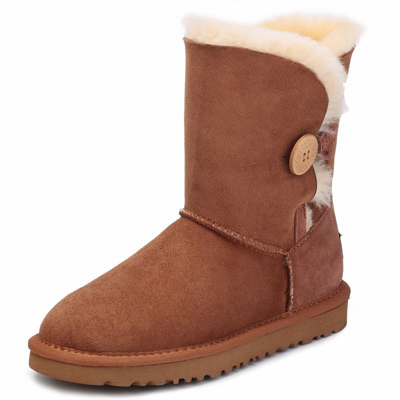 2016 new winter snow boots Australia Sheepskin boots women boots fashion casual wholesale and retail(China (Mainland))