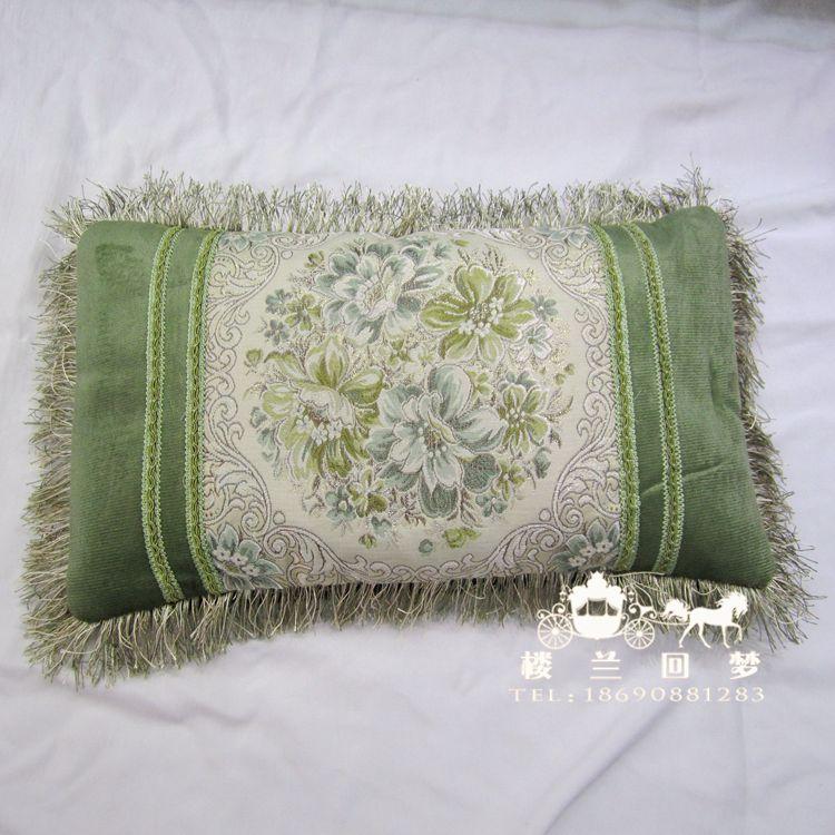 Xinjiang Lavender Lavender pillow cervical pillow health care pillow neck pillow Specials cheap