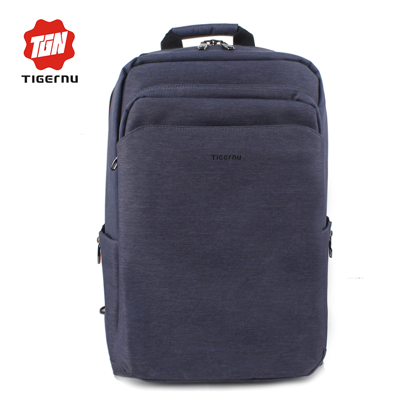 New Tigernu Notebook Bag Unisex Bag Backpack 15.6 17 Inch Laptop Bags for Men Waterproof Nylon Multifunction Tactical Travel(China (Mainland))