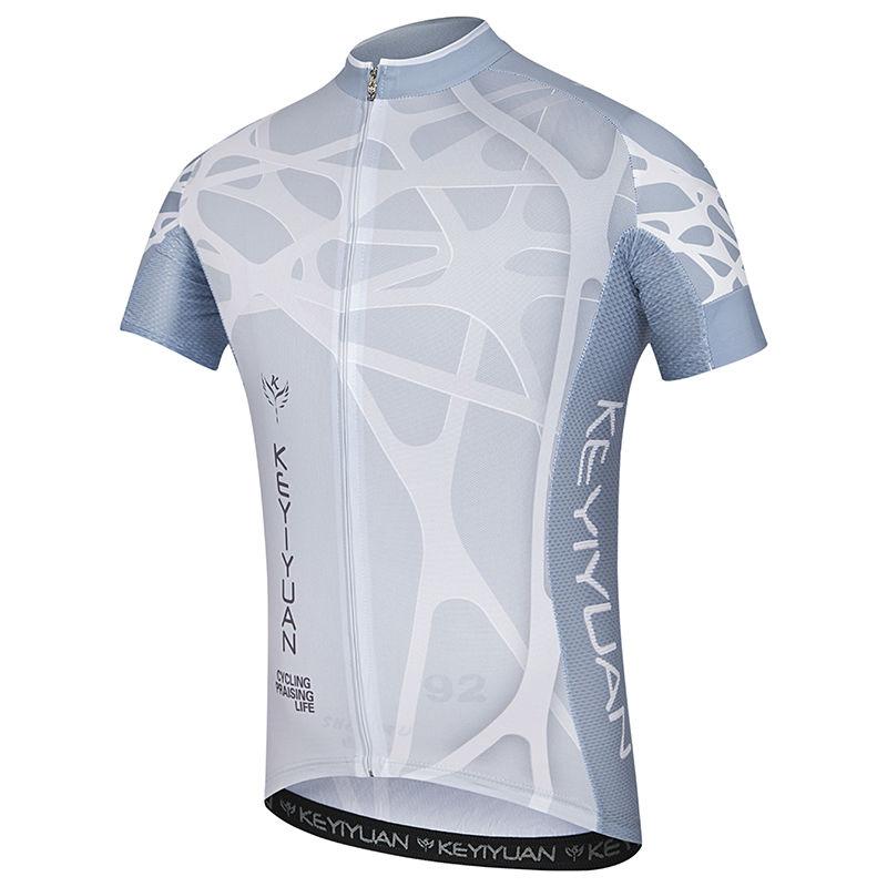2017 KEYIYUAN Pro Ropa Ciclismo Bike uniform Cycle shirt Maillot Rock Bicycle Wear MTB Cycling Clothing Racing Cycling jerseys(China (Mainland))