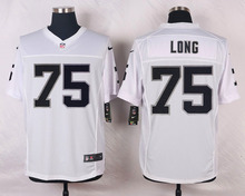ABC100% Elite men Oakland Raiders WOMEN YOUTH KIDS FREE SHIPPING 75 Howie Long(China (Mainland))