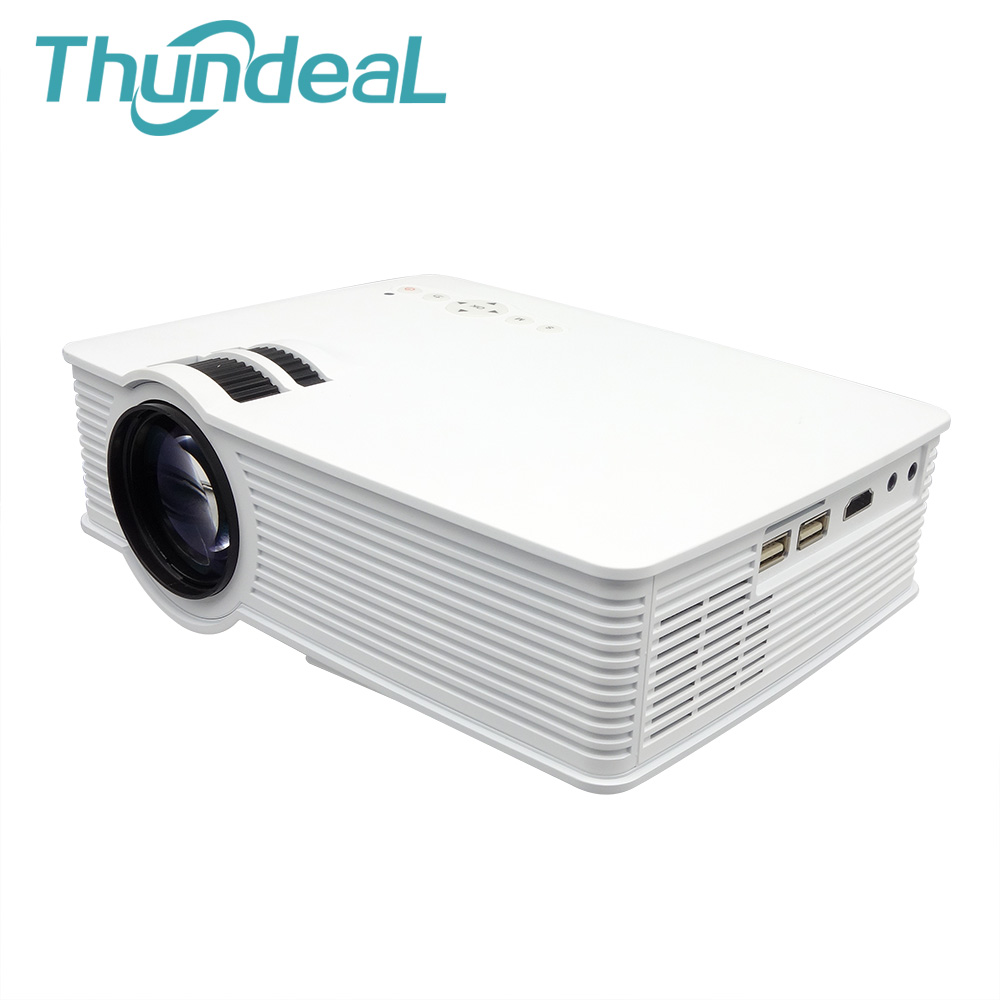 2016 Newest GP9 MINI Projector 800Lumens HD 3D Beamer Proyector Proektor Home Theater Portable HD Video HDMI USB AV SD(China (Mainland))