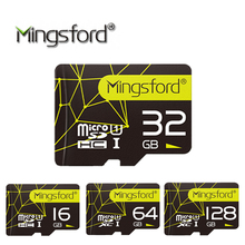 Buy Micro SD Card 32GB SDHC mini sd card 16 GB 32GB 64GB 128GB Class 10 SDXC Memory Card Flash Memory cell Phones Tablet Camera for $8.76 in AliExpress store