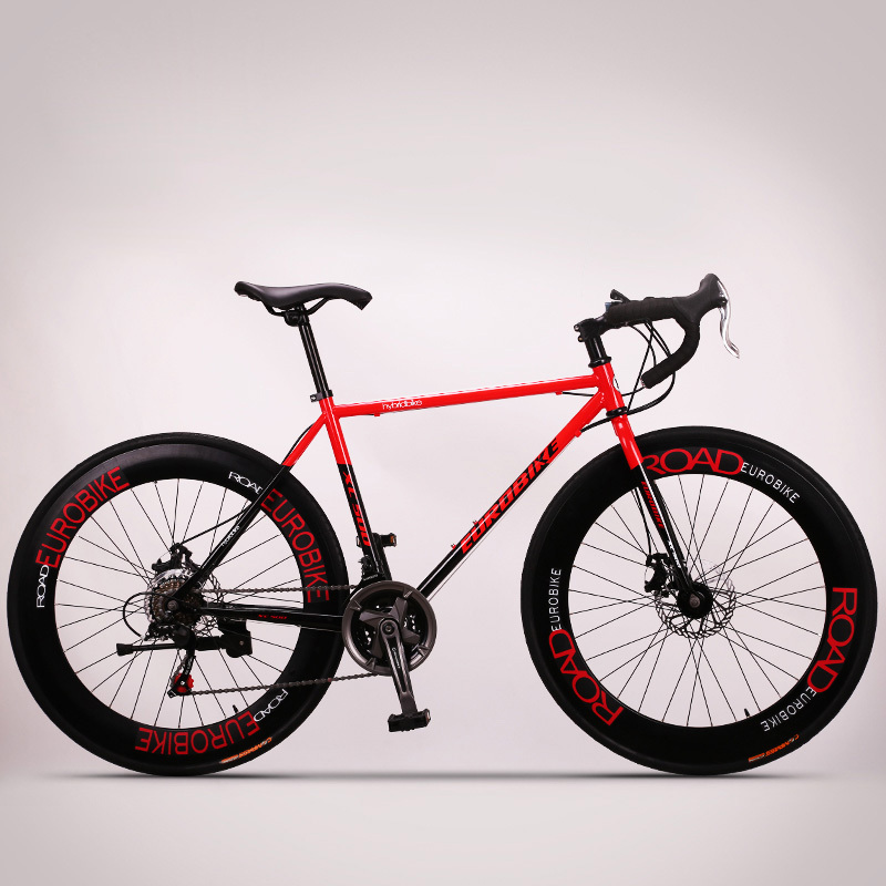 Off road Mountain Bike Highway Vehicles 21 27 Speed 26 Inch Gear Race Road Bike Fashion
