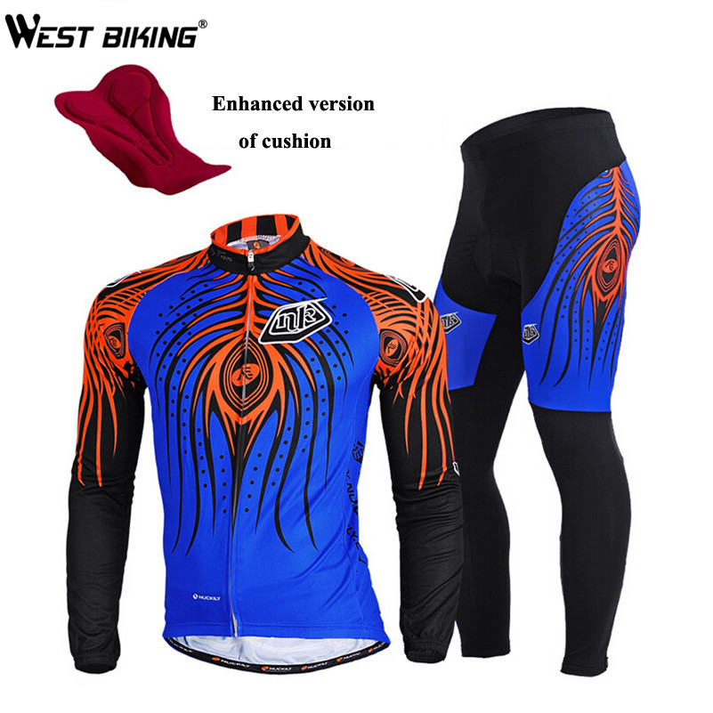 Mens Cycling Jersey Wicking Sport Suits Cycling Clothing Ropa Ciclismo Invierno MTB Road Bike Bicycle Cycling Jersey Set<br><br>Aliexpress