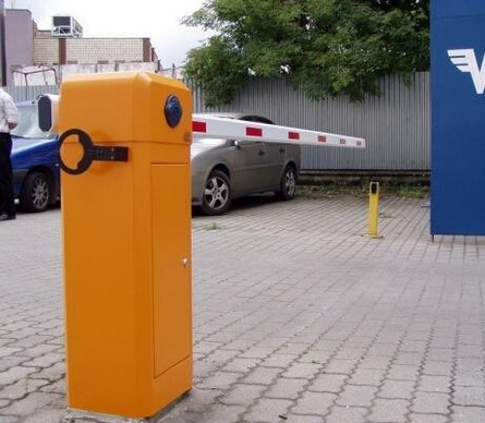 Barrier Gate/Automatic Barrier/Car park barrier system(China (Mainland))