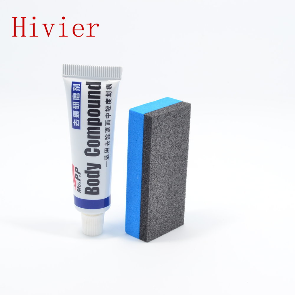 New Car-styling Fix it Car Body Grinding Compound MC308 Paste Set Scratch Paint Care Auto Polishing Paste Car Polish wholesale